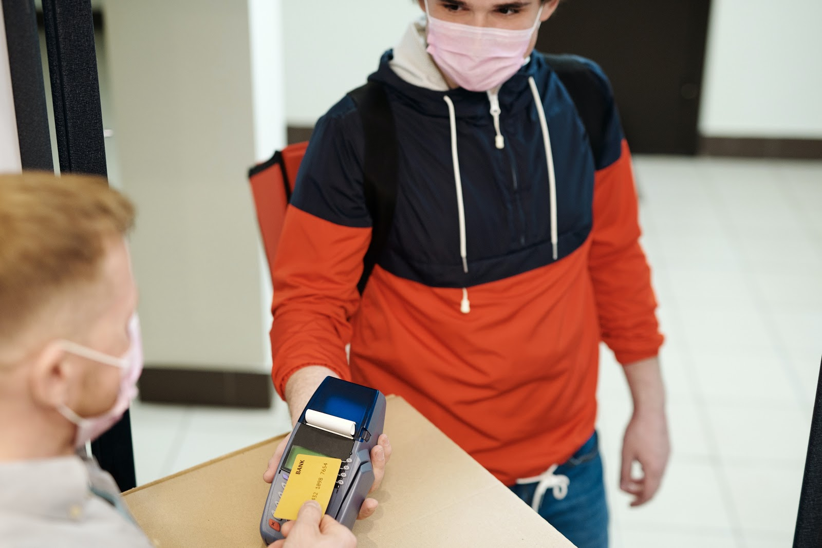 Things To Keep In Mind When Receiving Food Deliveries During The Coronavirus
