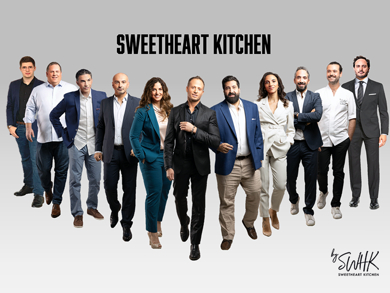 Going Behind The Scenes Of Sweetheart Kitchen